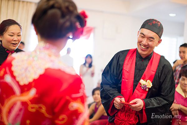 chinese wedding ceremony in malaysia