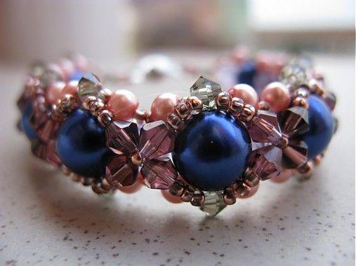 Ridgways / Modro ružový...