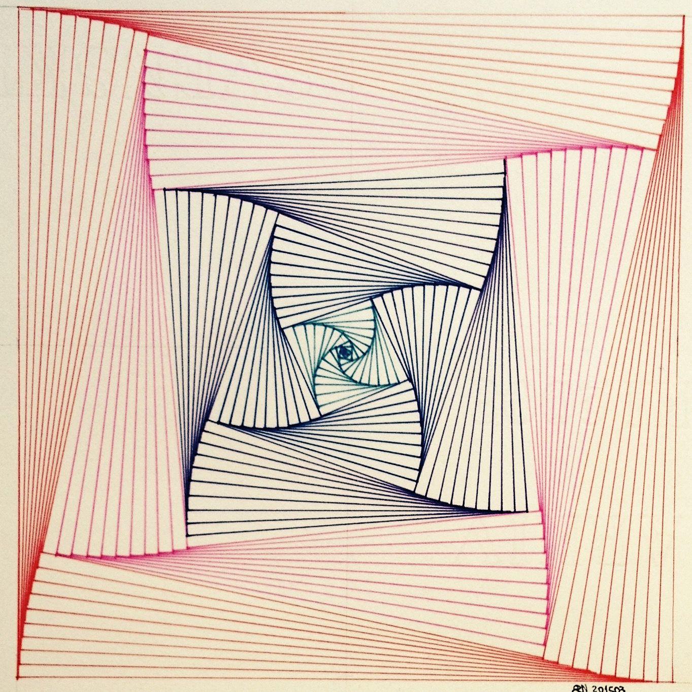 square #geometry #symmetry #tiling #pattern #tessellation #Escher ...