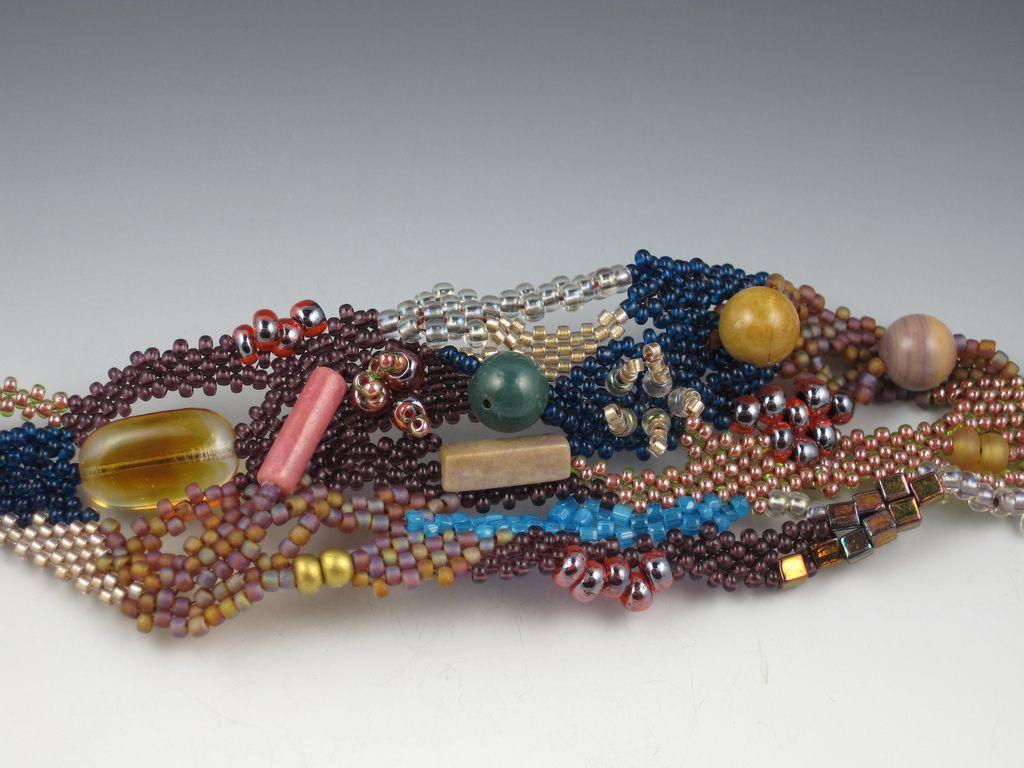 """Adrift"" Freeform Bracelet | Flickr - Photo Sharing!"