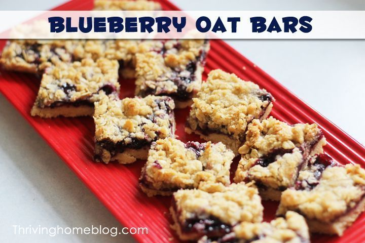 Super yummy, easily portable and freezable blueberry dessert. Blueberry oat bars are a combination of a buttery shortbread topped with a sweet-but not too sweet blueberry filling and crumble topping.