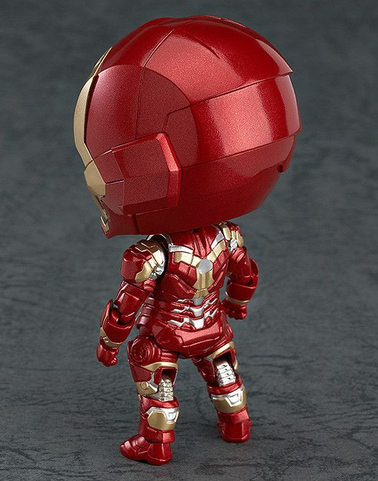 Ultron Sentrie Good Smile Company Nendoroid Iron Man Mark 43 Hero's Edition