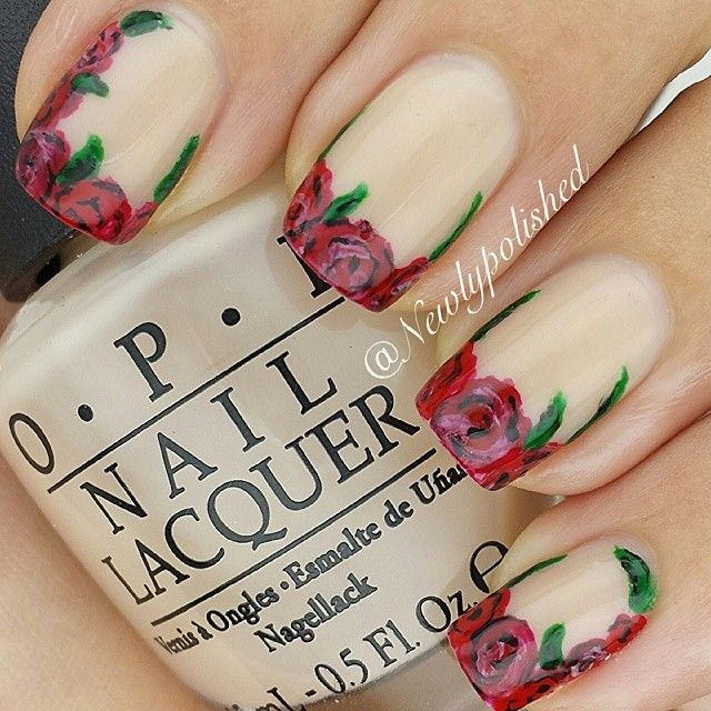 Inspired by @sloteazzy I really love this mani I used Glints of ...