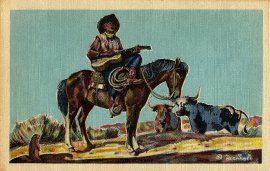 2 Lone Cowboy