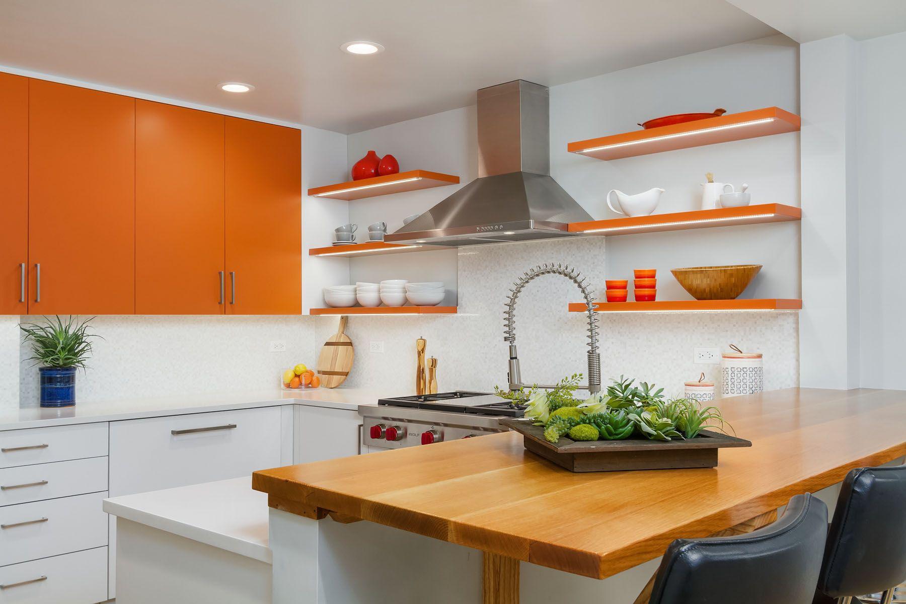 Kitchen Design Chicago Interior Design Services Habitar Design Kitchen Design Top Kitchen Designs Orange Kitchen Designs