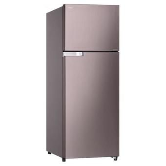 See Review Specs Feature And Price List For Toshiba Refrigerators Toshiba 2 Door Fridge Inverter 468l Gold Grh52mbz N Gold Best Refrigerators In Philippi