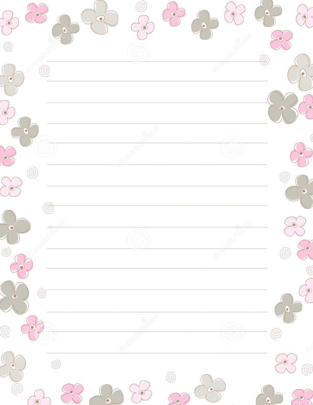 Escribeme pinterest hoja hojas decoradas for Paginas decoradas