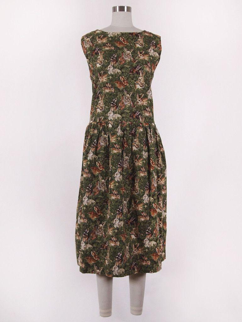 Bunny Fields Dress