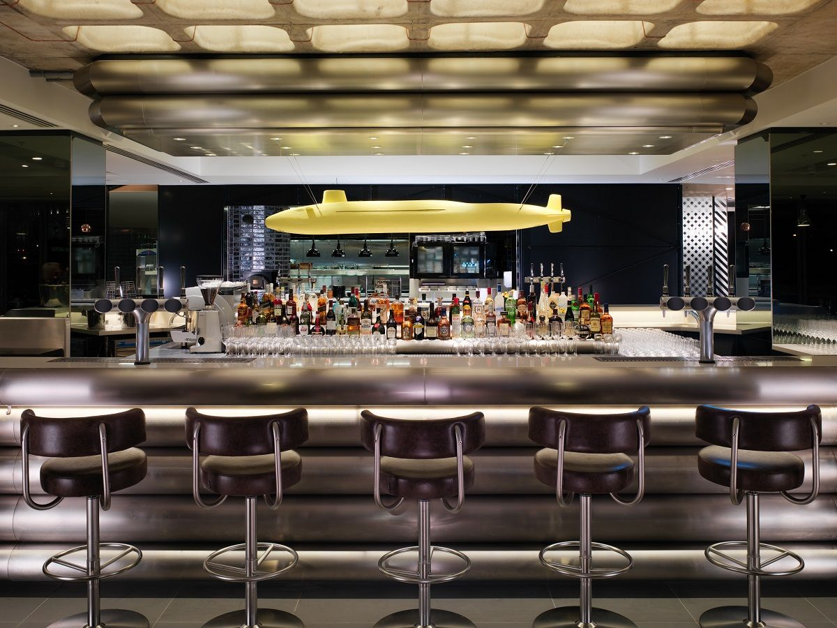 Mondrian London At Sea Containers It Takes A Lot Mondrian London Hotel Mondrian London Luxury Restaurant