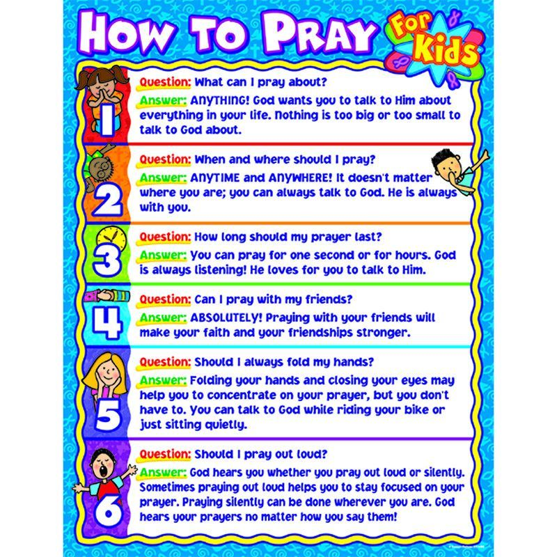how to pray for kids sunday school bible and worksheets. Black Bedroom Furniture Sets. Home Design Ideas