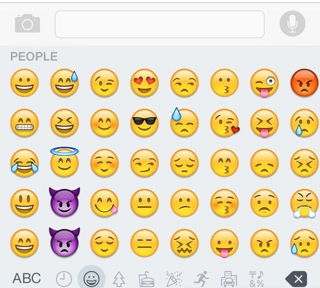 Finding Your Iphone S Secret Emoji Keyboard Emoji Keyboard Secret Emoji Emoji