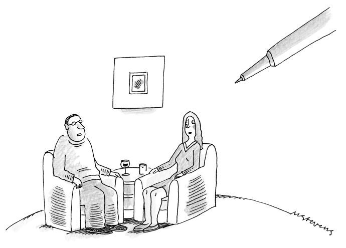 My caption for The New Yorker cartoon contest - Contest - June 2015 \ I hope she draws in a fruit and cheese plate\   sc 1 st  Pinterest & My caption for The New Yorker cartoon contest - Contest #477 - June ...