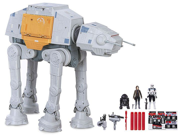 BBTS - Rogue One: A Star Wars Story Rapid Fire Imperial AT-ACT