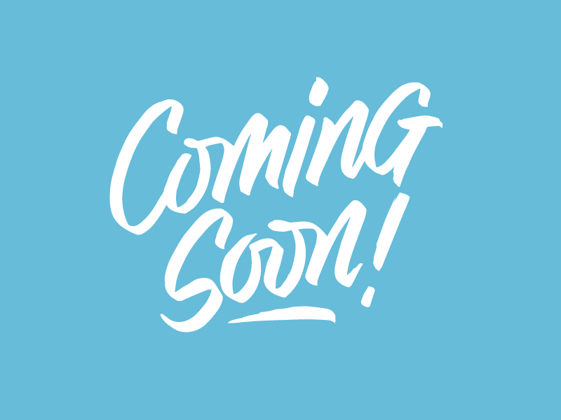 Coming Soon | Lettering, Coming soon logo, Typography letters