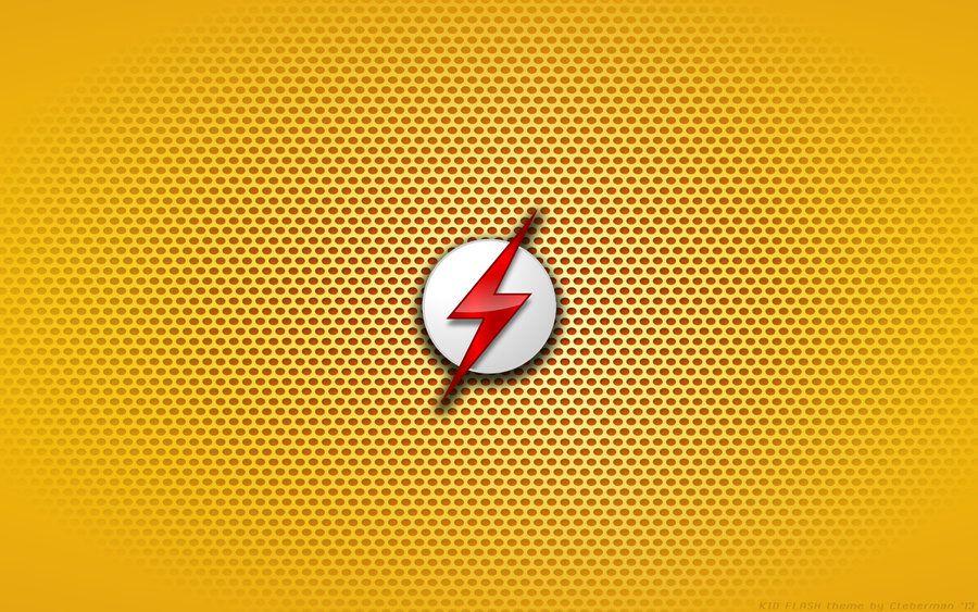 Wallpaper - Kid Flash 'Young Justice' Logo by Kalangozilla ...