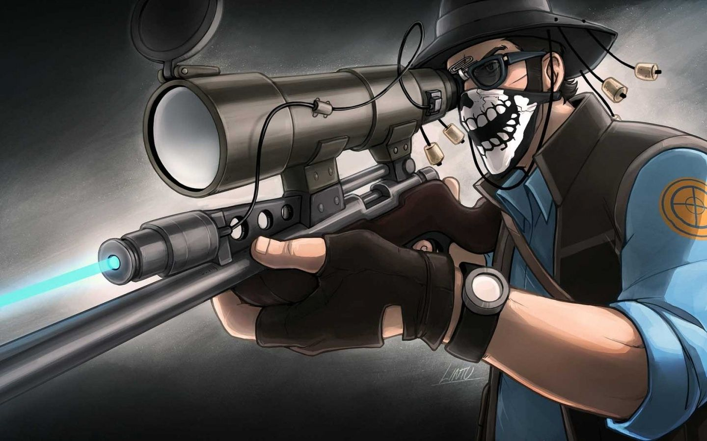 team fortress 2 background