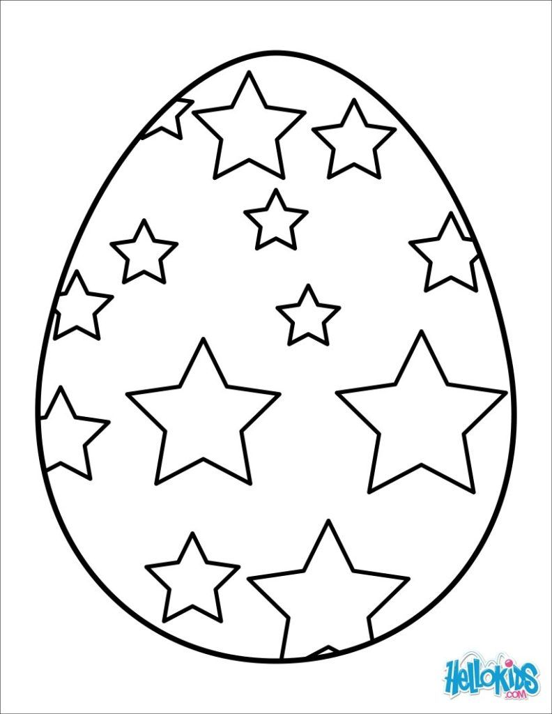 Easter Eggs Coloring Pages Easter Coloring Pages Easter Egg