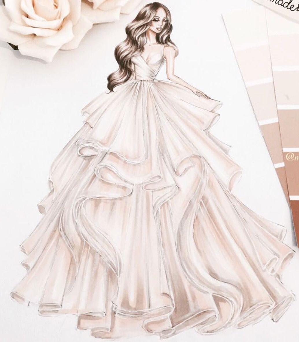 2017 Champagne Wishes Miss Victoria25 Be Inspirational Mz Manerz Being Mz Manerz In 2020 Fashion Drawing Dresses Fashion Sketches Dresses Dress Sketches