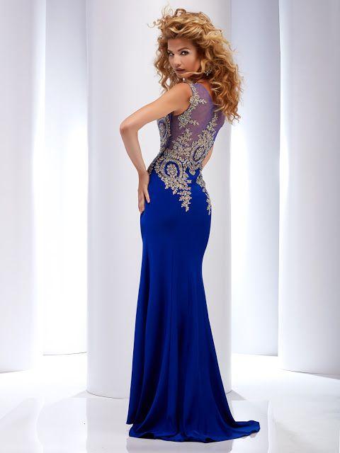 Lo nuevo en vestidos elegantes de fiesta | Vestidos 2016