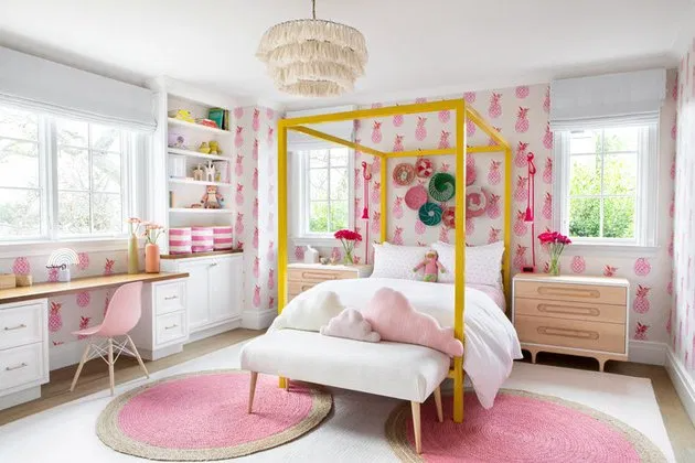 Photo of 8 Boho Girls' Room Ideas That Any Young Lady Would Be Happy to Call Their Own