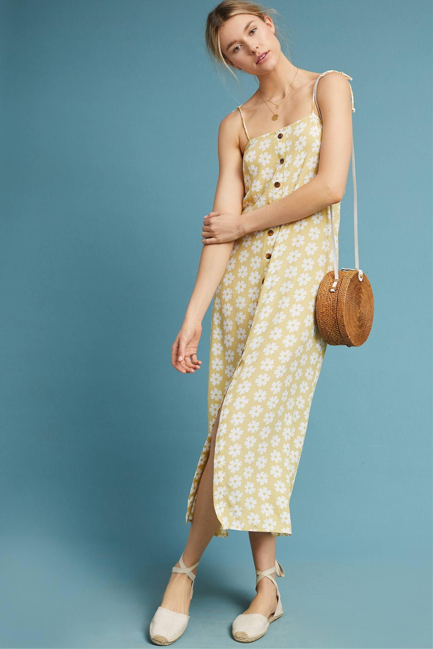30db63a81dca Faithfull Daisy Midi Dress