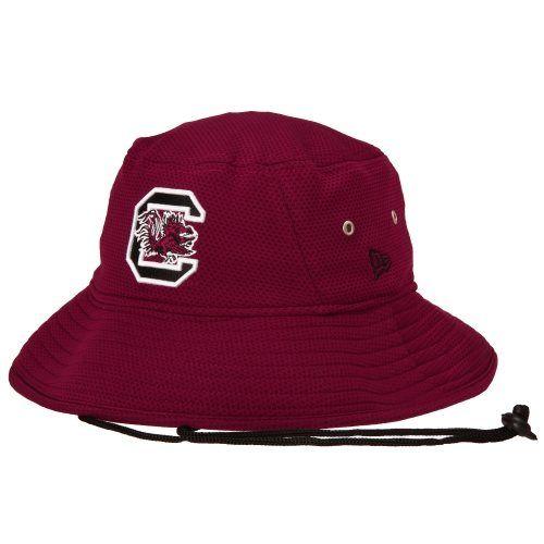 7b03fa70c652a ... canada south carolina gamecocks new era team bucket redux hat garnet  5f643 15740