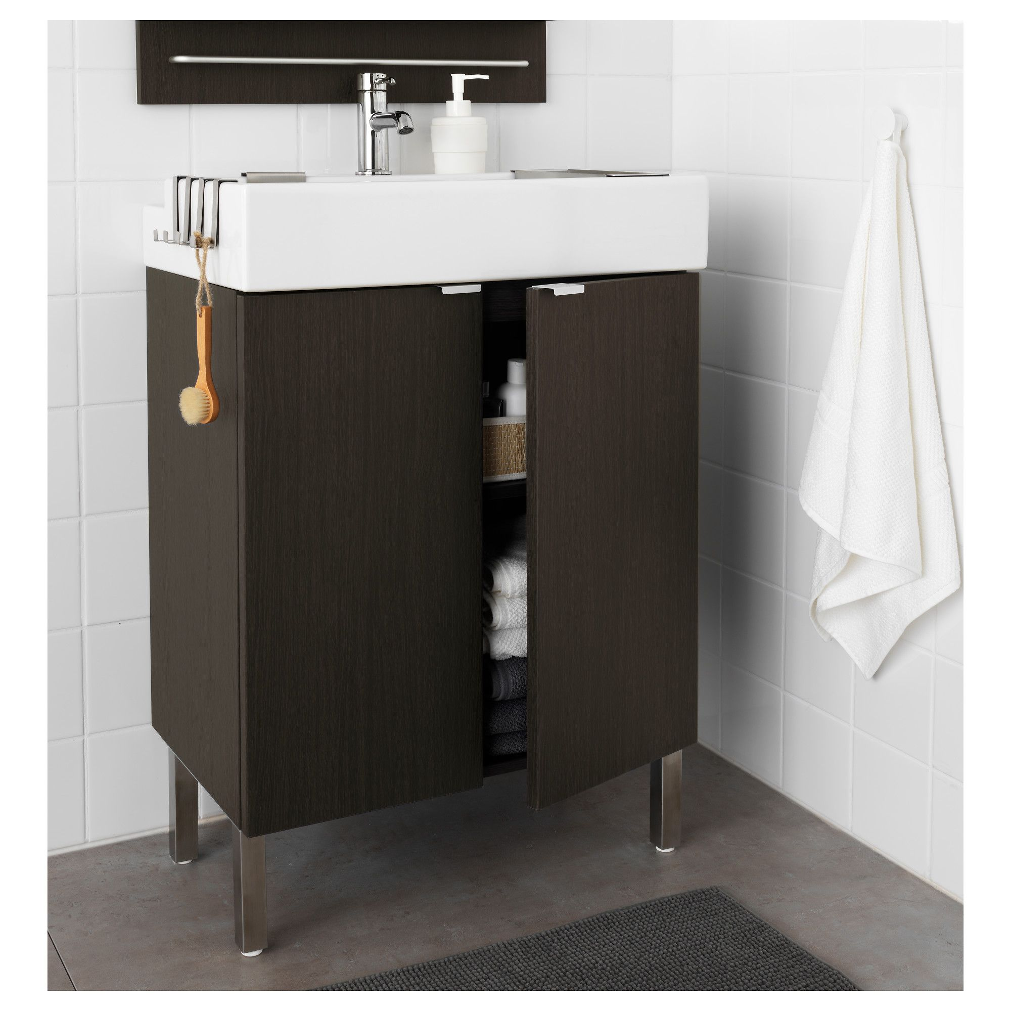 Ikea Lill Ngen Washbasin Cabinet With 2 Doors