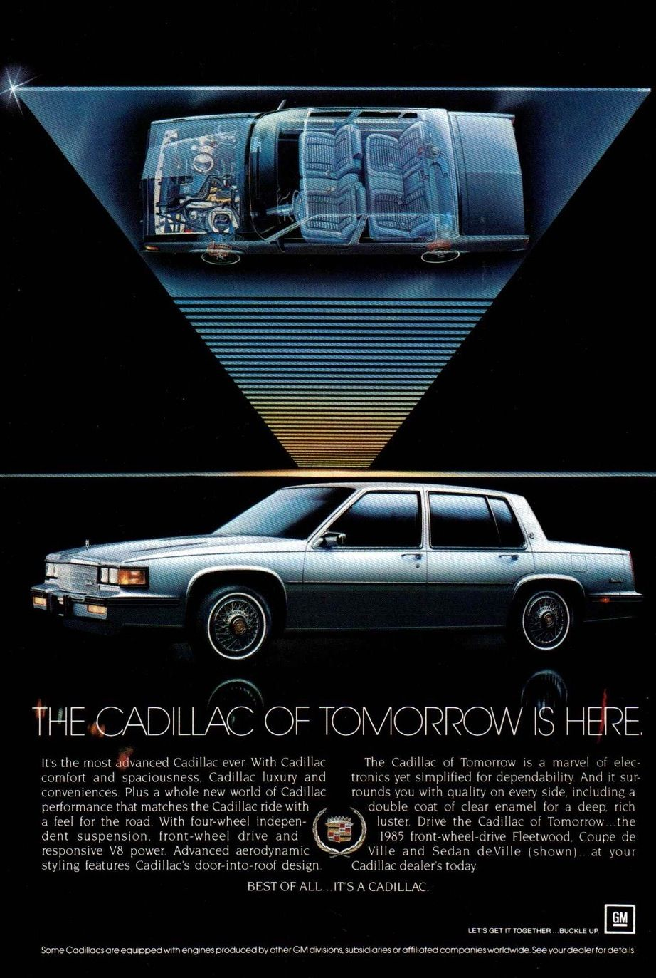 1987 Cadillac Commercial
