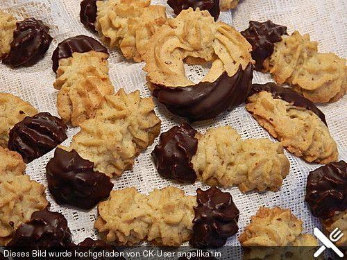 Spritzgebäck Thermomix spritzgebäck à la oma irma baking kuchen and bakeries