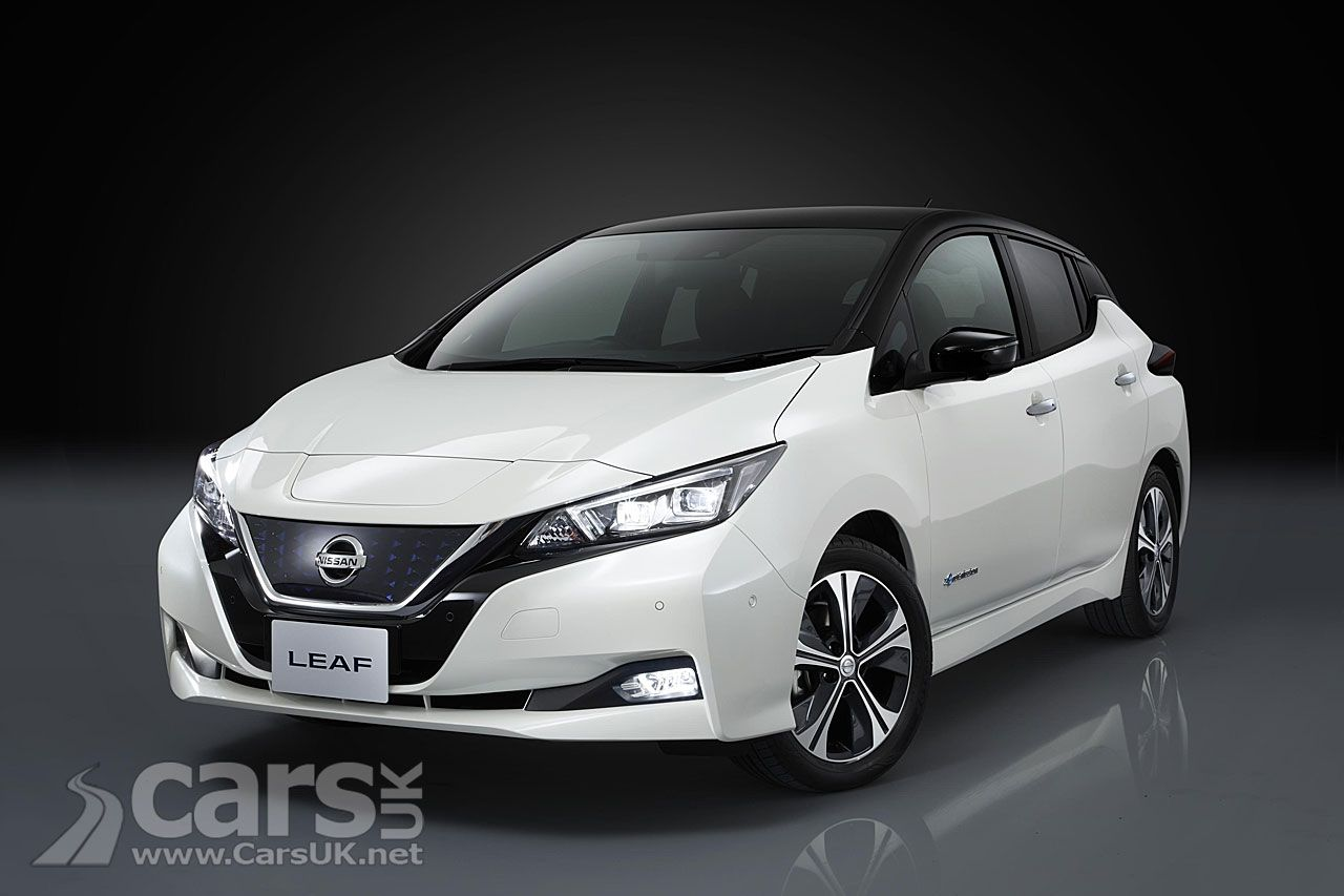 2018 Nissan Leaf Uk Prices And Specs Announced Nissan Leaf Best