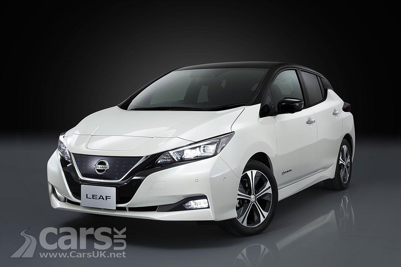 2018 Nissan Leaf Uk Prices And Specs Announced Cars Uk Best Electric Car Nissan Leaf Car Volkswagen