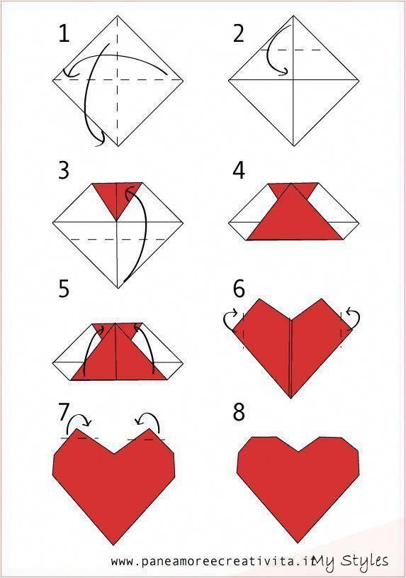 Photo of Lees meer über Origami Craft #origamifun #origamipattern – DIY Papierblog #origa …