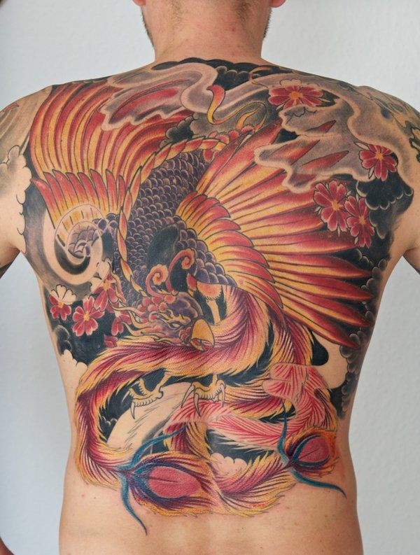 40 Beautiful Phoenix Tattoo Designs Cuded Phoenix Tattoo Design Phoenix Tattoo For Men Phoenix Bird Tattoos