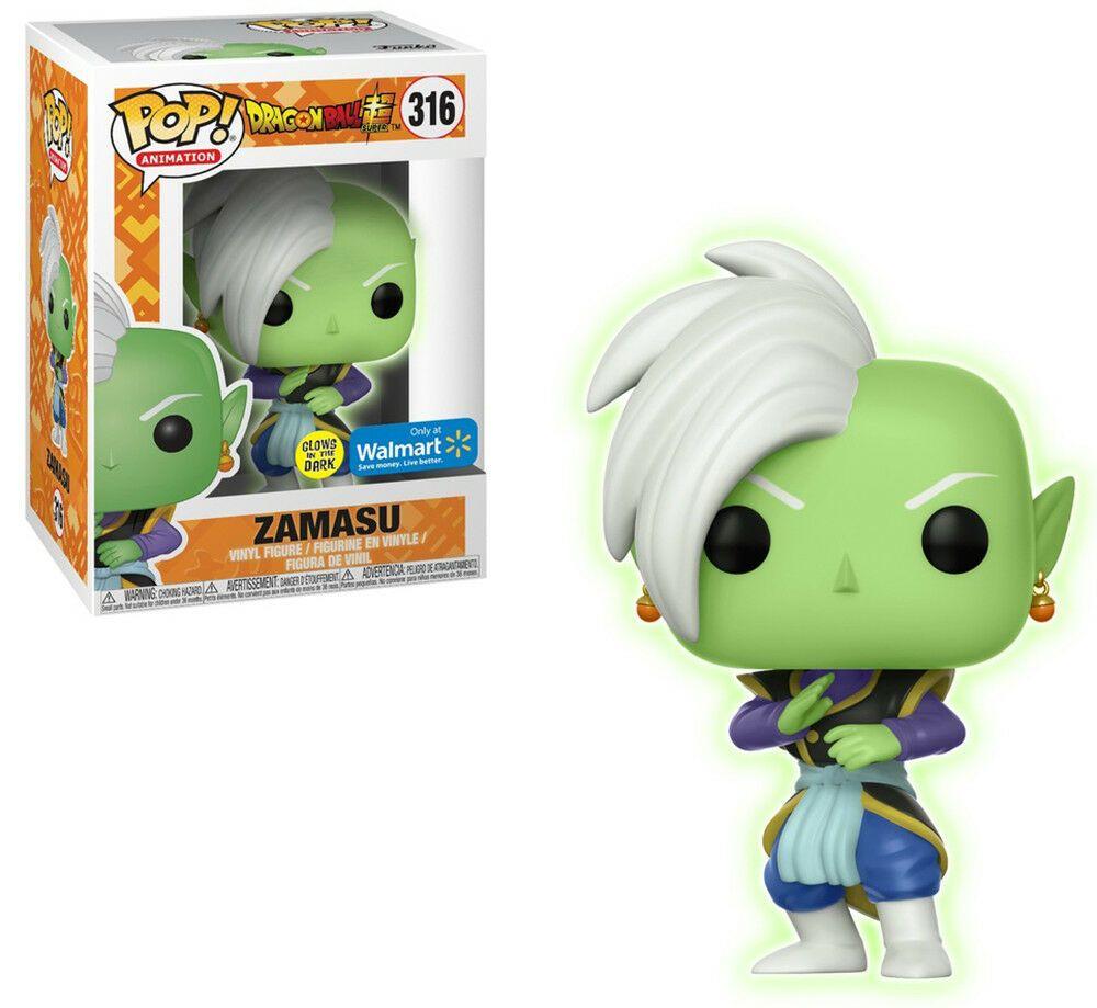 Funko Pop Animation Walmart Exclusive Gitd Dragon Ball