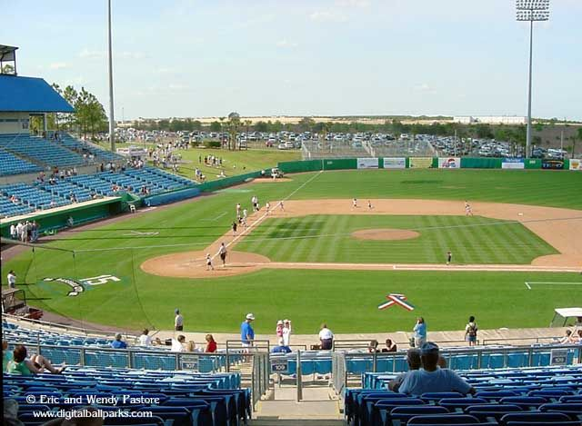 Baseball City Stadium In Davenport Florida It Was The Home To The Baseball City Royals The A Affiliate To The Ka Kansas City Royals Baseball Stadium Stadium