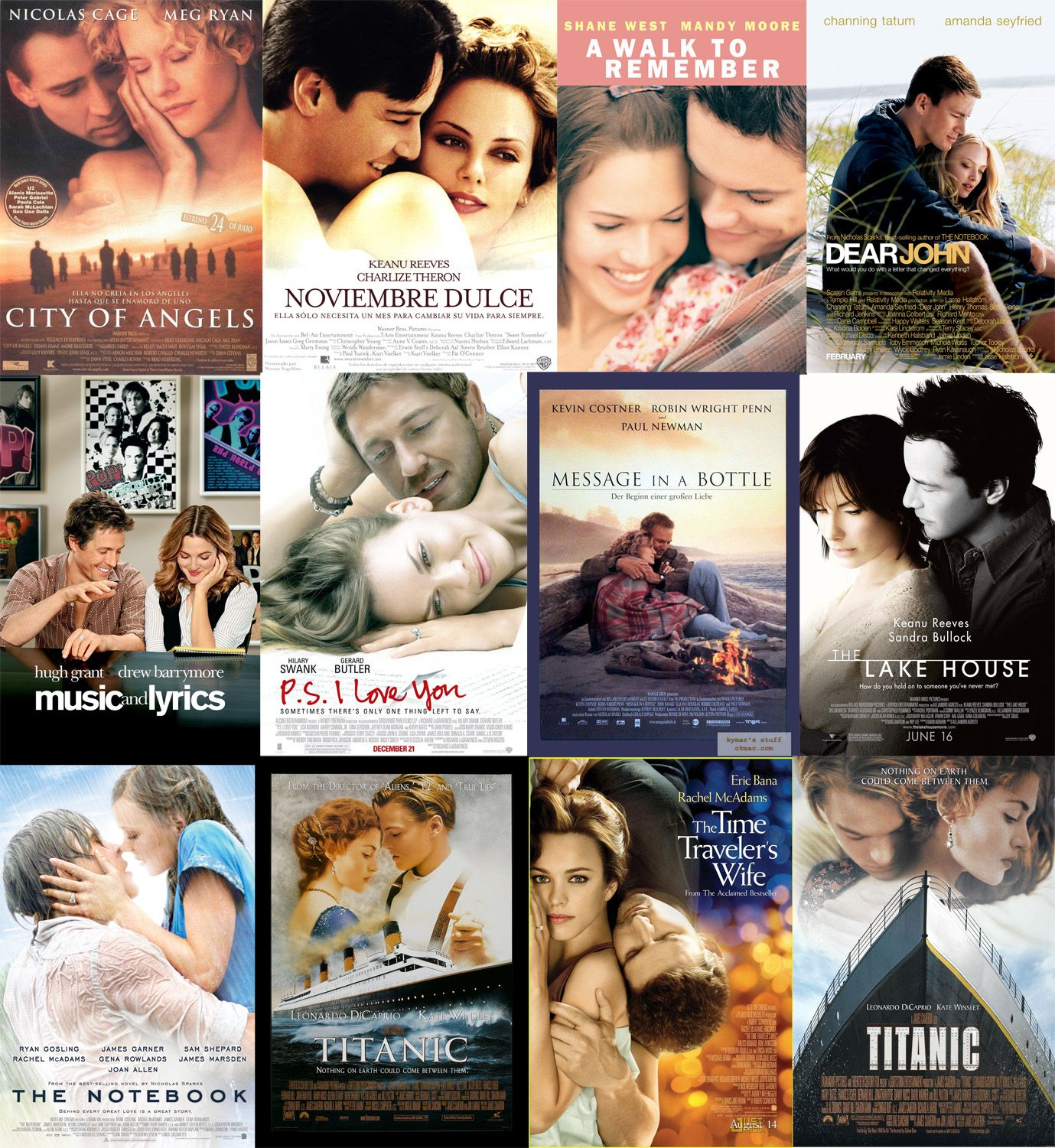 Image result for romance movies