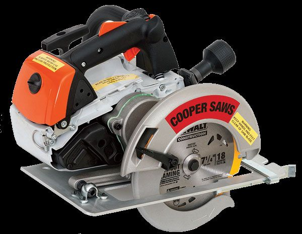 Off Grid Gas Powered Circular Saw Only From Cottage Craft Works Saws Woodworking Power Tools Woodworking
