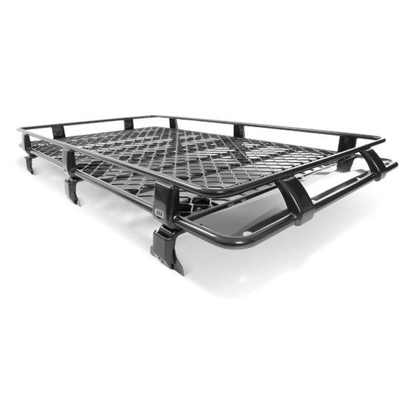 Arb 4913010m Alloy Roof Basket With Mesh Floor 70 L X 44 W Roof Rack Jeep Cherokee Roof Rack Roof Basket