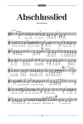 Lied zum kennenlernen grundschule