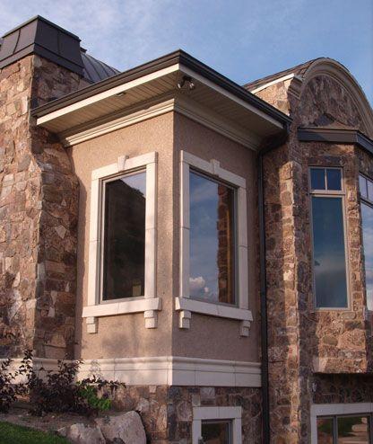 Precast Concrete Window And Door Trim Window Trim Exterior Precast Concrete Window Trim