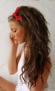 5 Summer Bandana Hairstyles For Curly Hair What Dinny Wore
