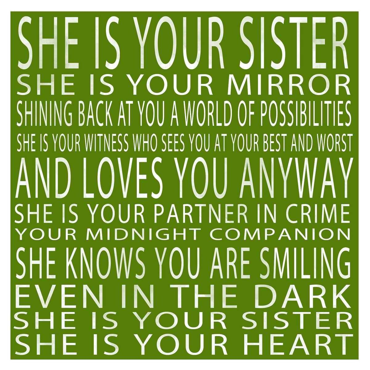 Images Of Quotes About Sisters: Fb Sister Quotes. QuotesGram
