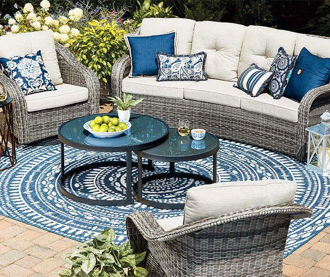 Wilson & Fisher Lakewood 5Piece Patio Furniture Set Big