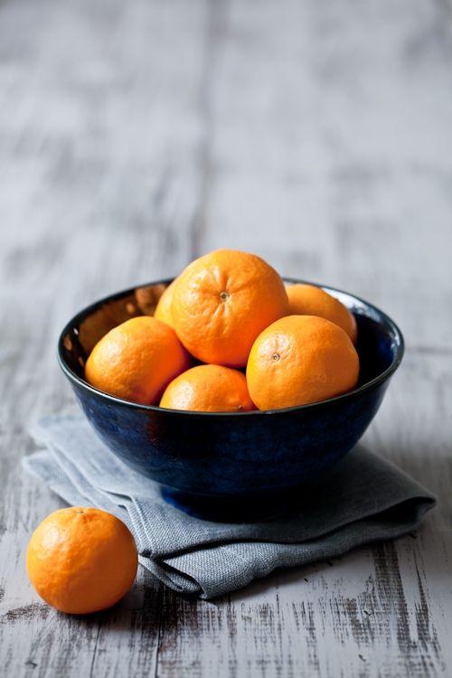 Oranges mandarinas