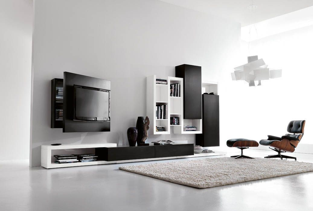 Contemporary Library Unit 010  Tv Wall Mount Ideas & Decor Alluring Tv Cabinet Designs For Living Room Inspiration Design