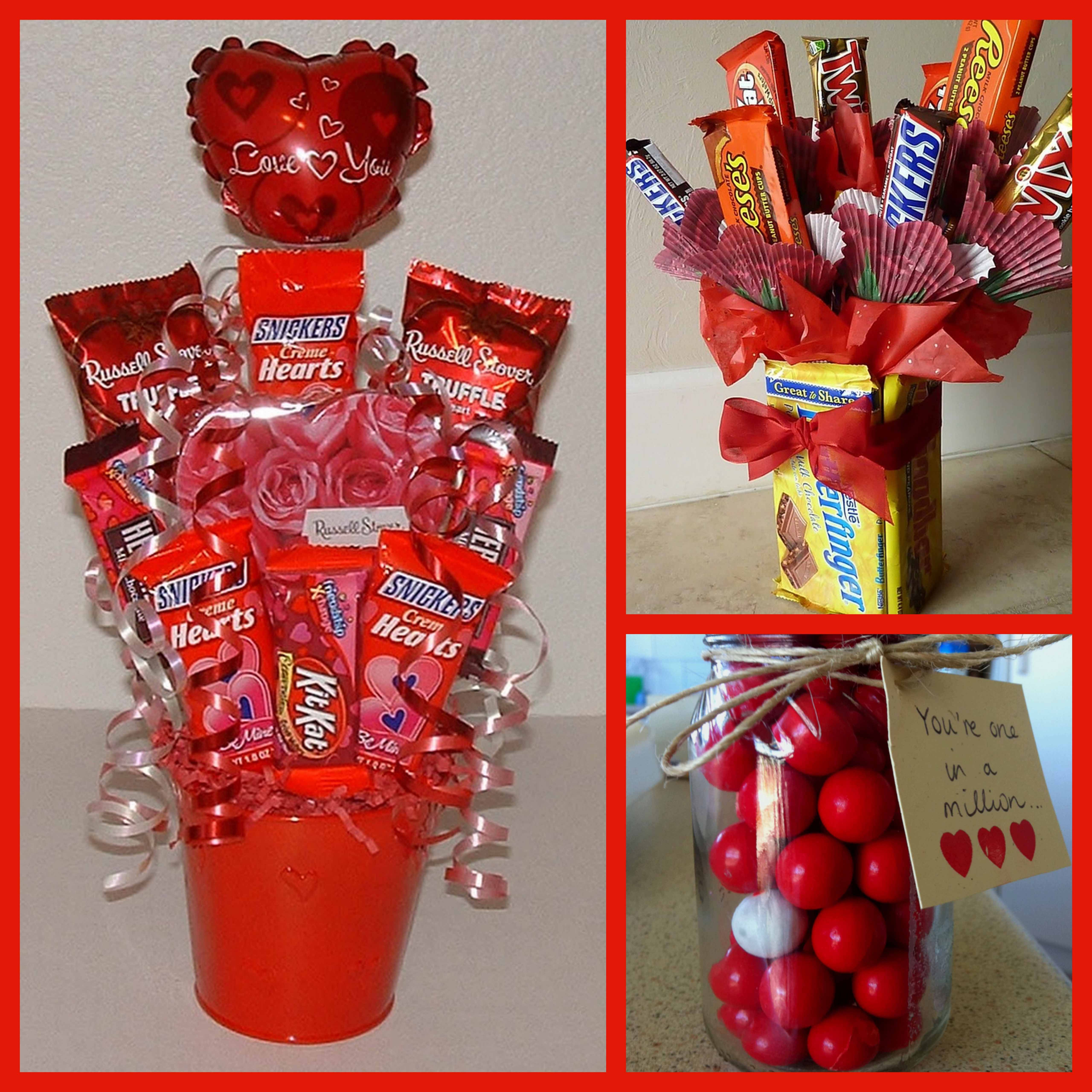cheap valentines day gift baskets cheap creative valentines cute valentines day gifts - Cheap Valentine Ideas