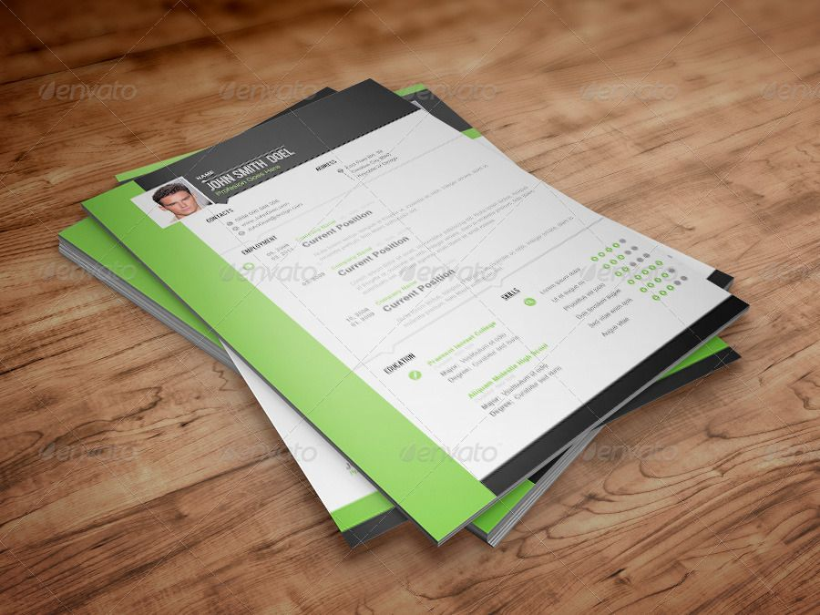 Premium Clean Modern Resume with Cover Letter that you can easily - font to use for resume