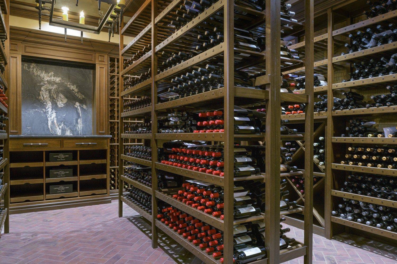 Portfolio u wine cellars by cellarium wine cellar newtown square