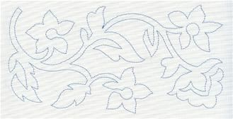 Machine Embroidery Designs at Embroidery Library! - Sashiko & Quilting Borders & Corners