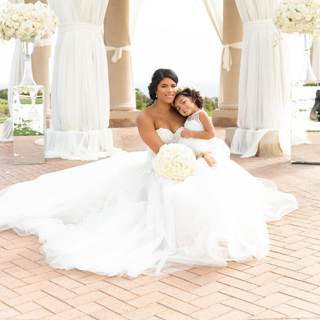Bride Of The Week Kirsten Corley Wedding Dresses Bride